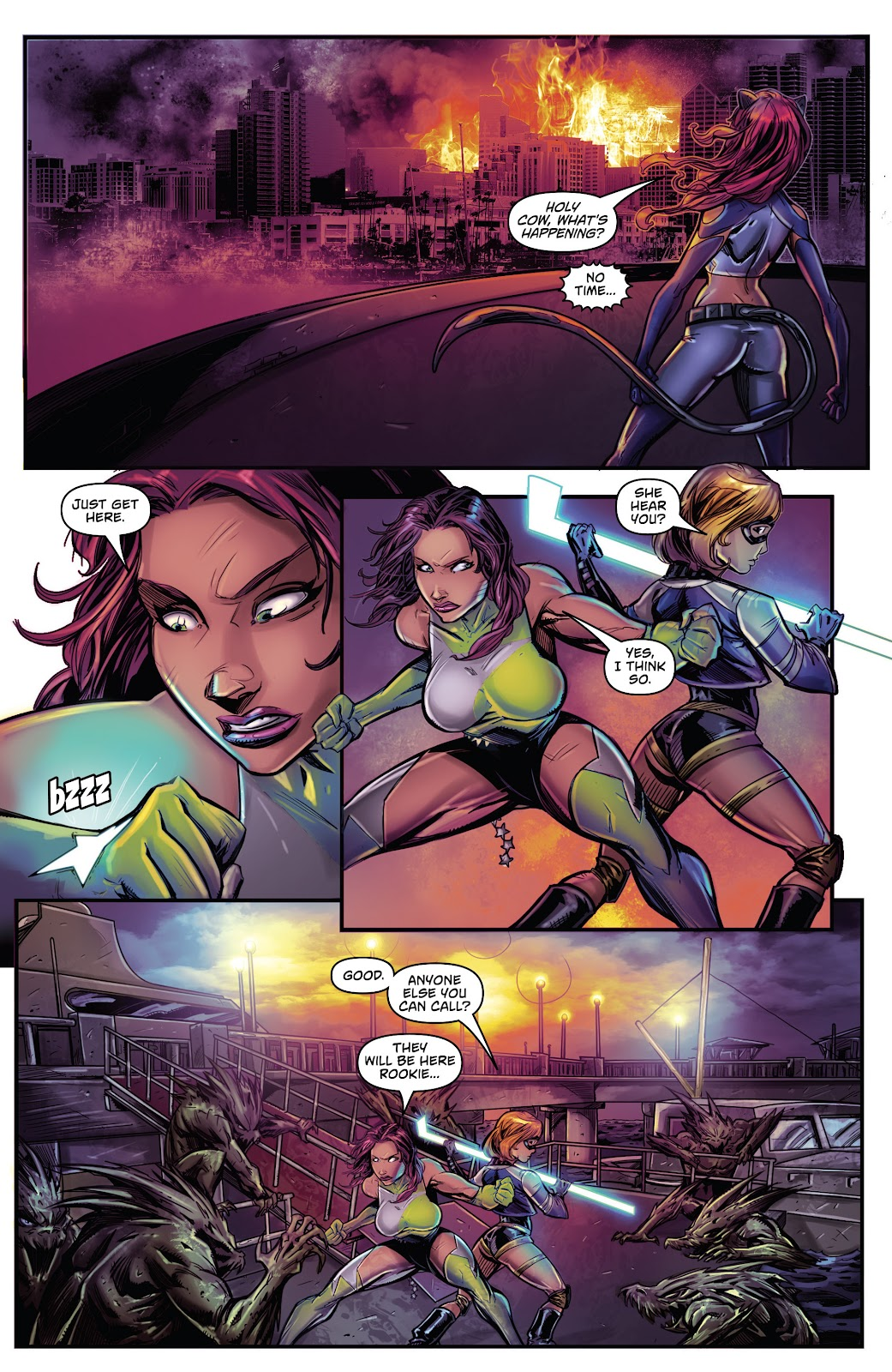 Read online Critter (2015) comic -  Issue #2 - 23