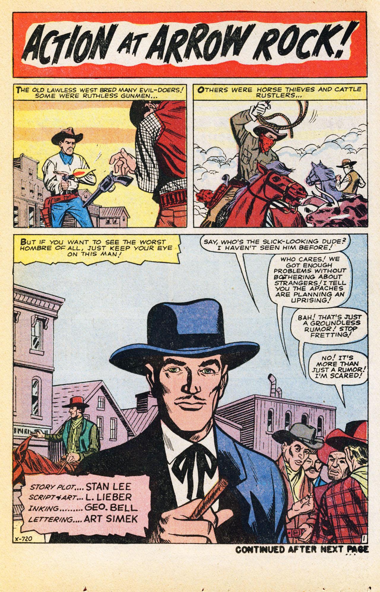 Read online Two-Gun Kid comic -  Issue #94 - 25