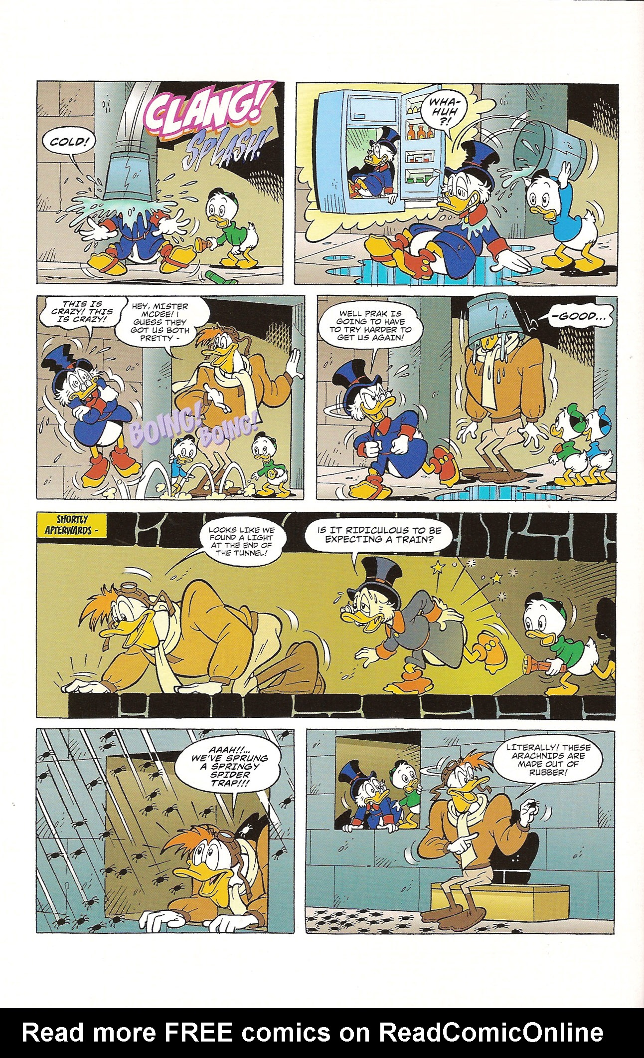 Read online Uncle Scrooge (1953) comic -  Issue #393 - 9