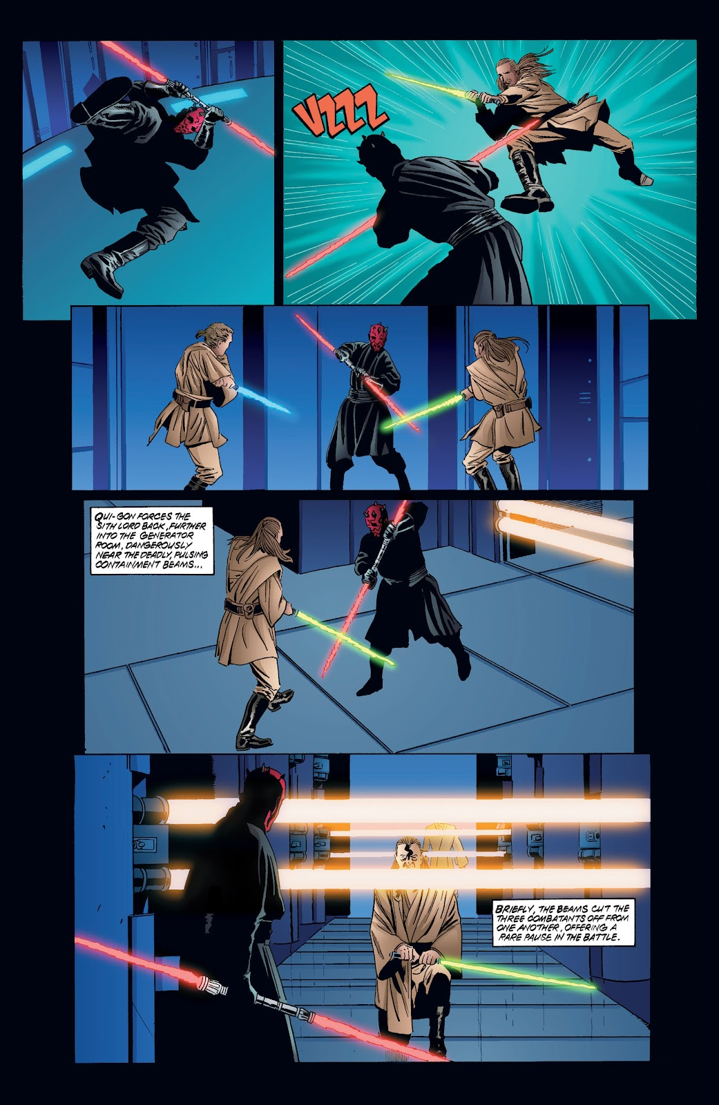 Read online Star Wars Legends: Rise of the Sith - Epic Collection comic -  Issue # TPB 2 (Part 4) - 27