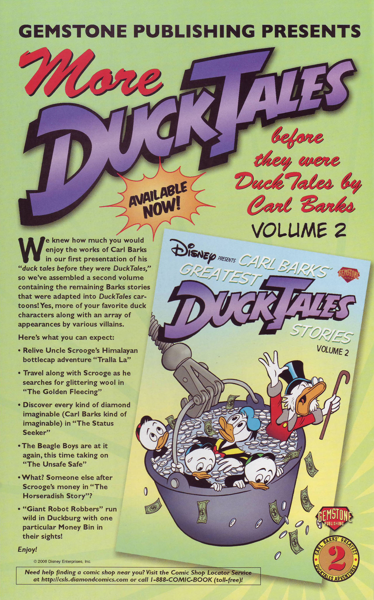 Read online Uncle Scrooge (1953) comic -  Issue #357 - 34