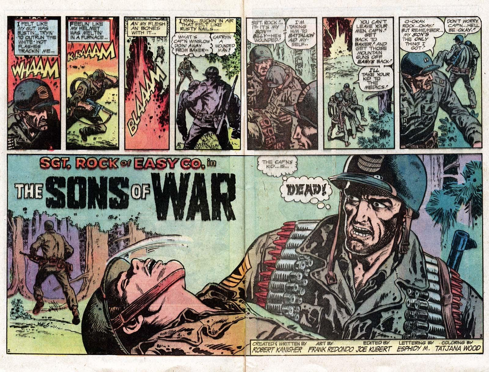 Read online Sgt. Rock comic -  Issue #331 - 5