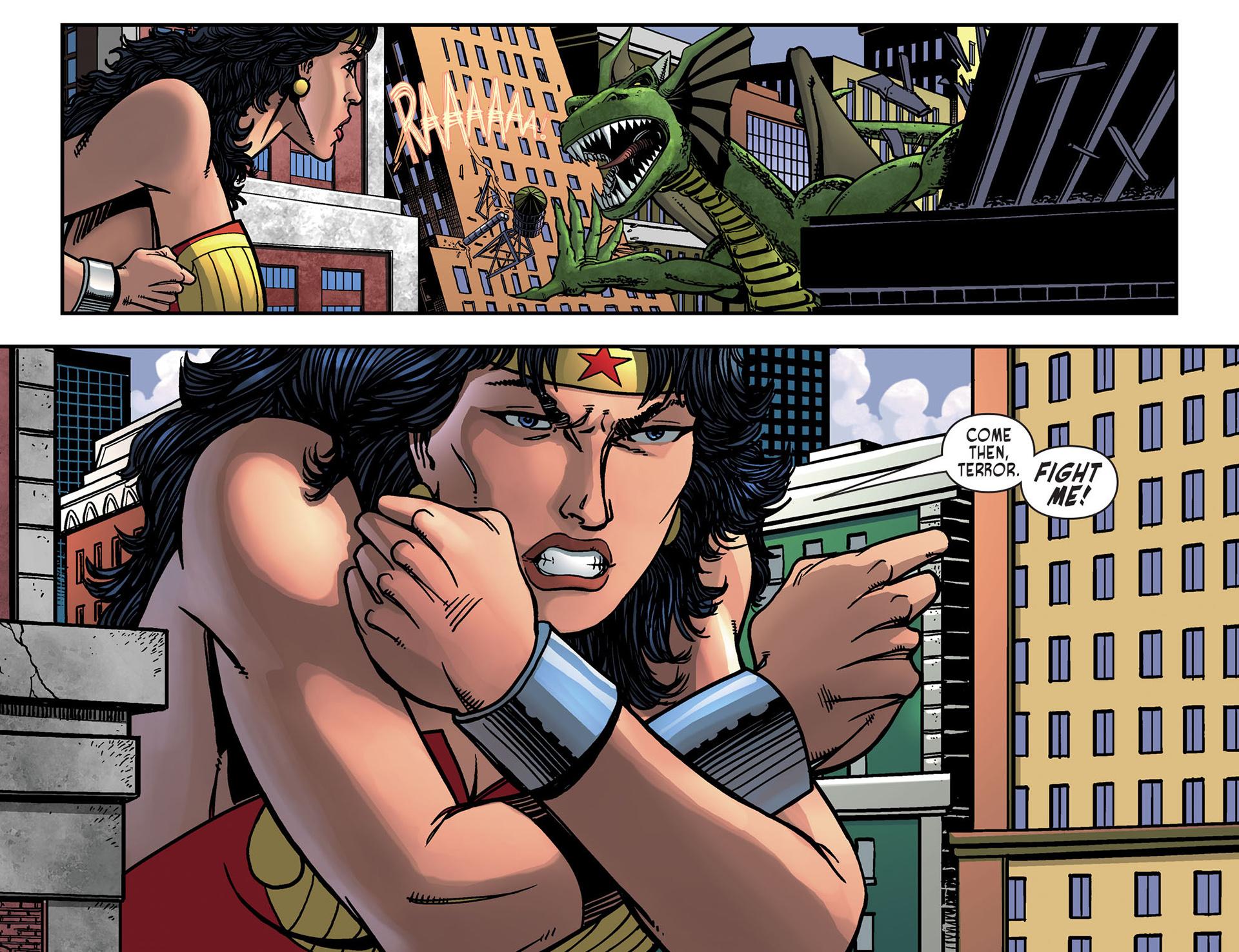 Read online Sensation Comics Featuring Wonder Woman comic -  Issue #10 - 12