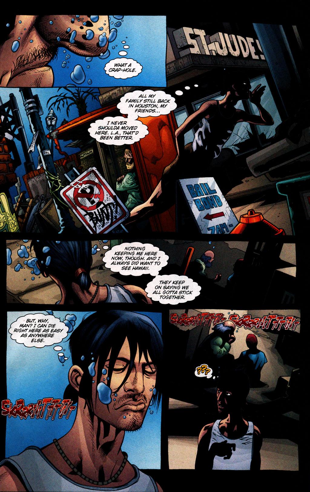 Read online Aquaman (2003) comic -  Issue #25 - 11