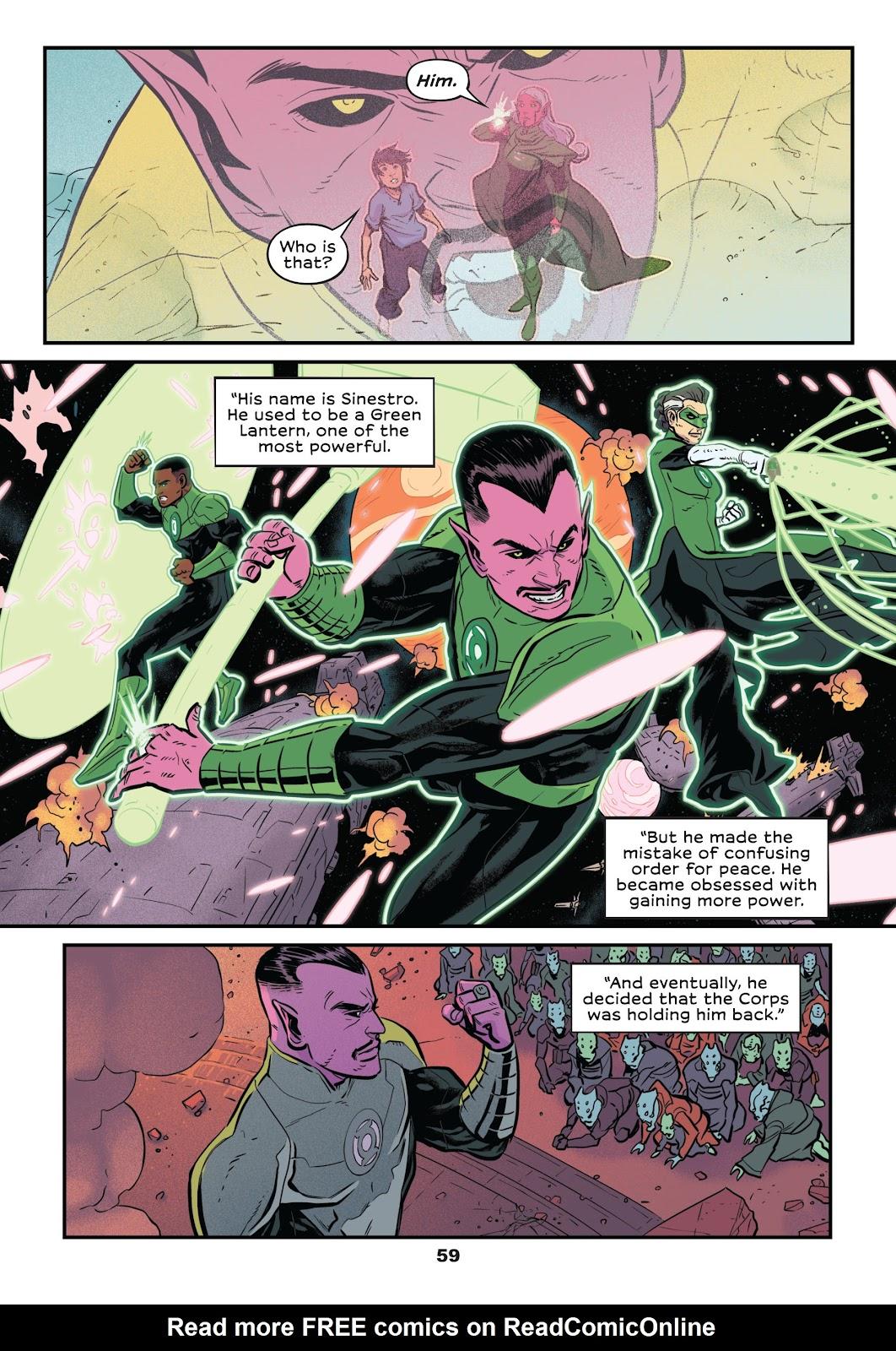 Read online Green Lantern: Legacy comic -  Issue # TPB - 57