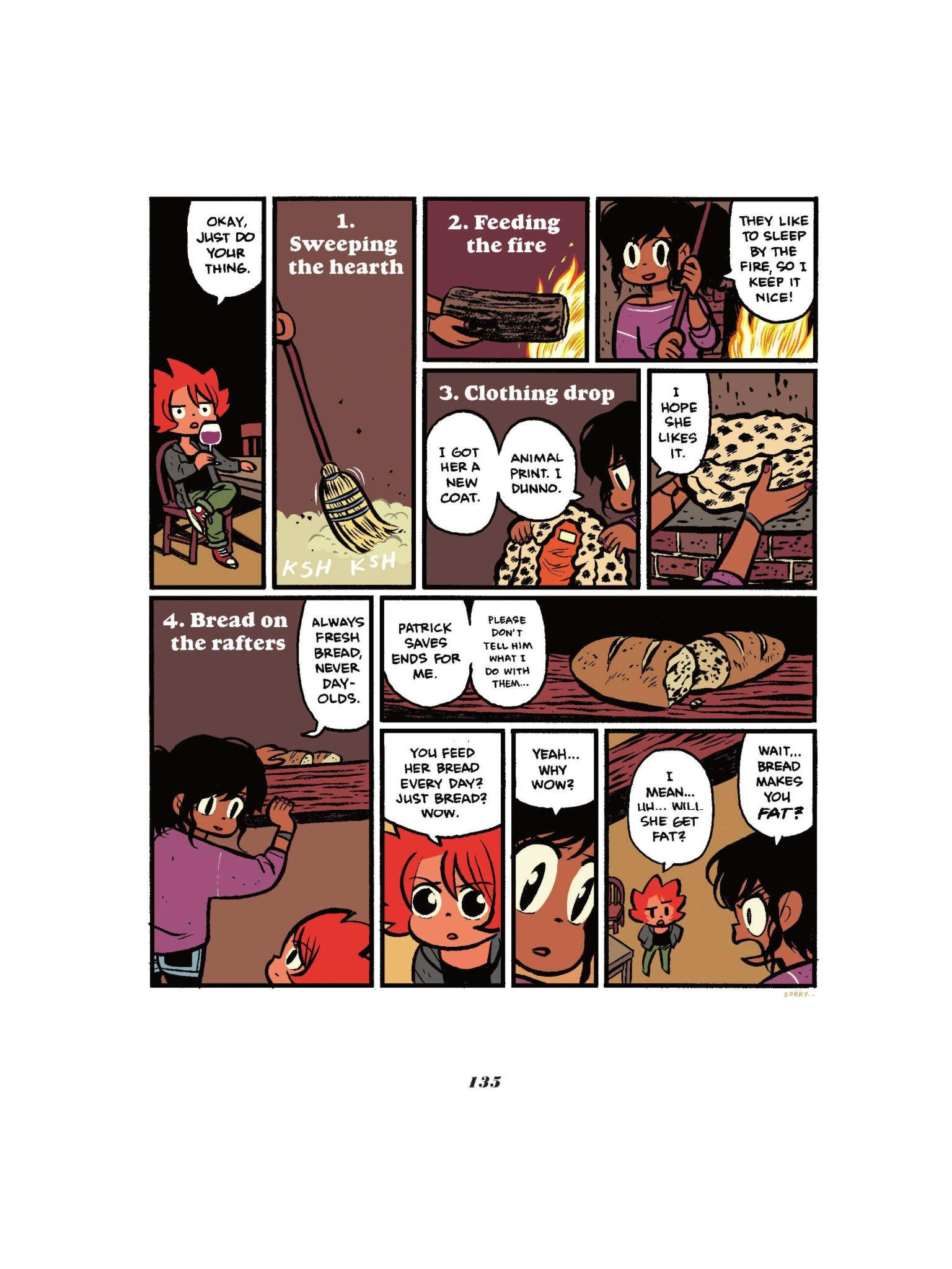Read online Seconds comic -  Issue # Full - 136