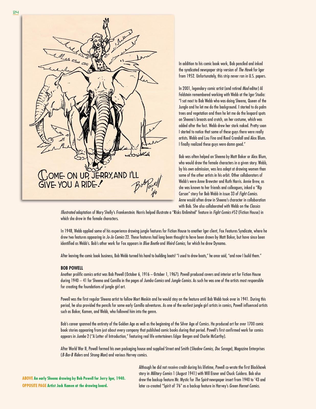 Read online Jungle Girls comic -  Issue # TPB (Part 1) - 26