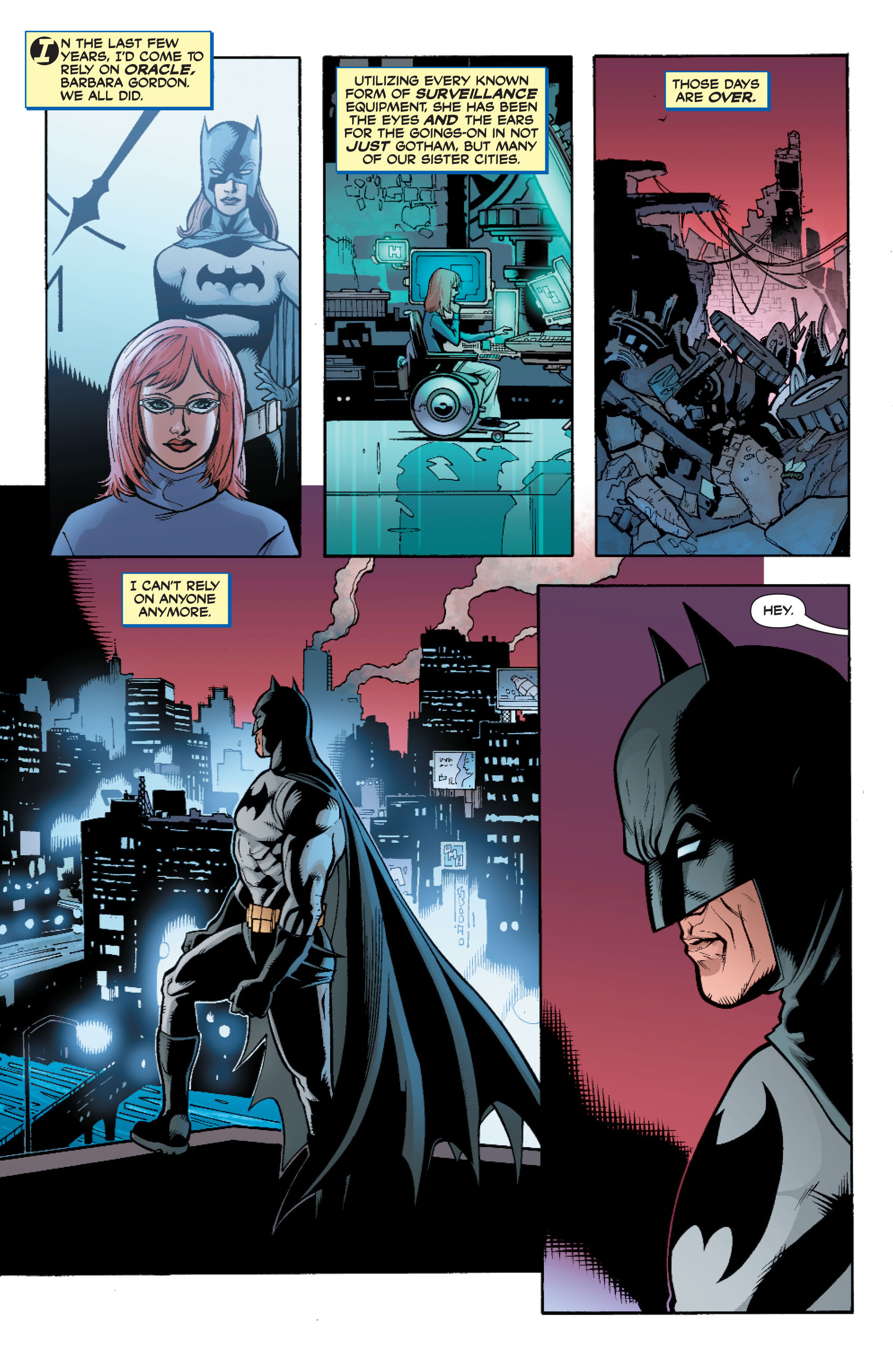 Read online Batman: Under The Red Hood comic -  Issue # Full - 33