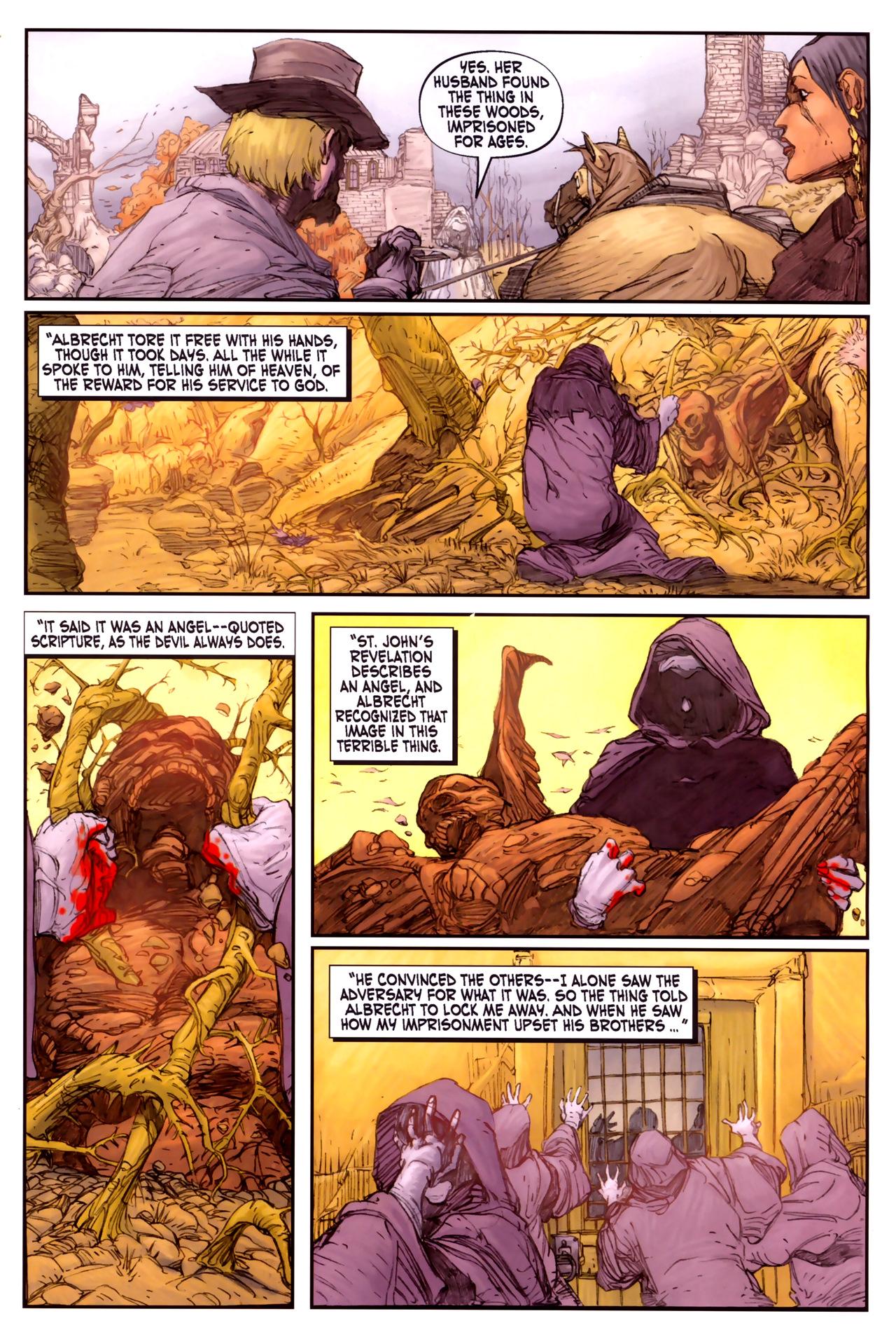 Read online Solomon Kane comic -  Issue #3 - 17