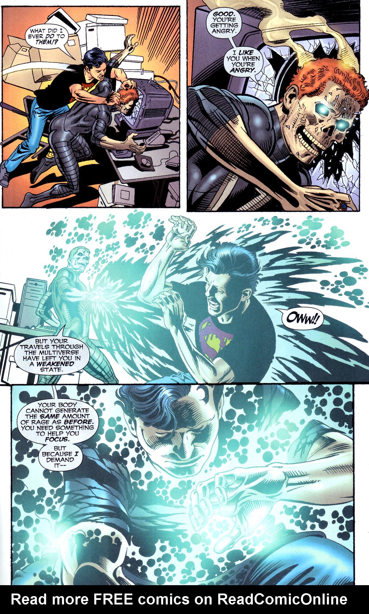 Read online Adventure Comics (2009) comic -  Issue #4 - 16