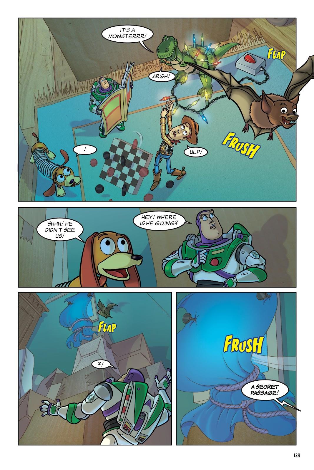Read online DISNEY·PIXAR Toy Story Adventures comic -  Issue # TPB 1 (Part 2) - 29