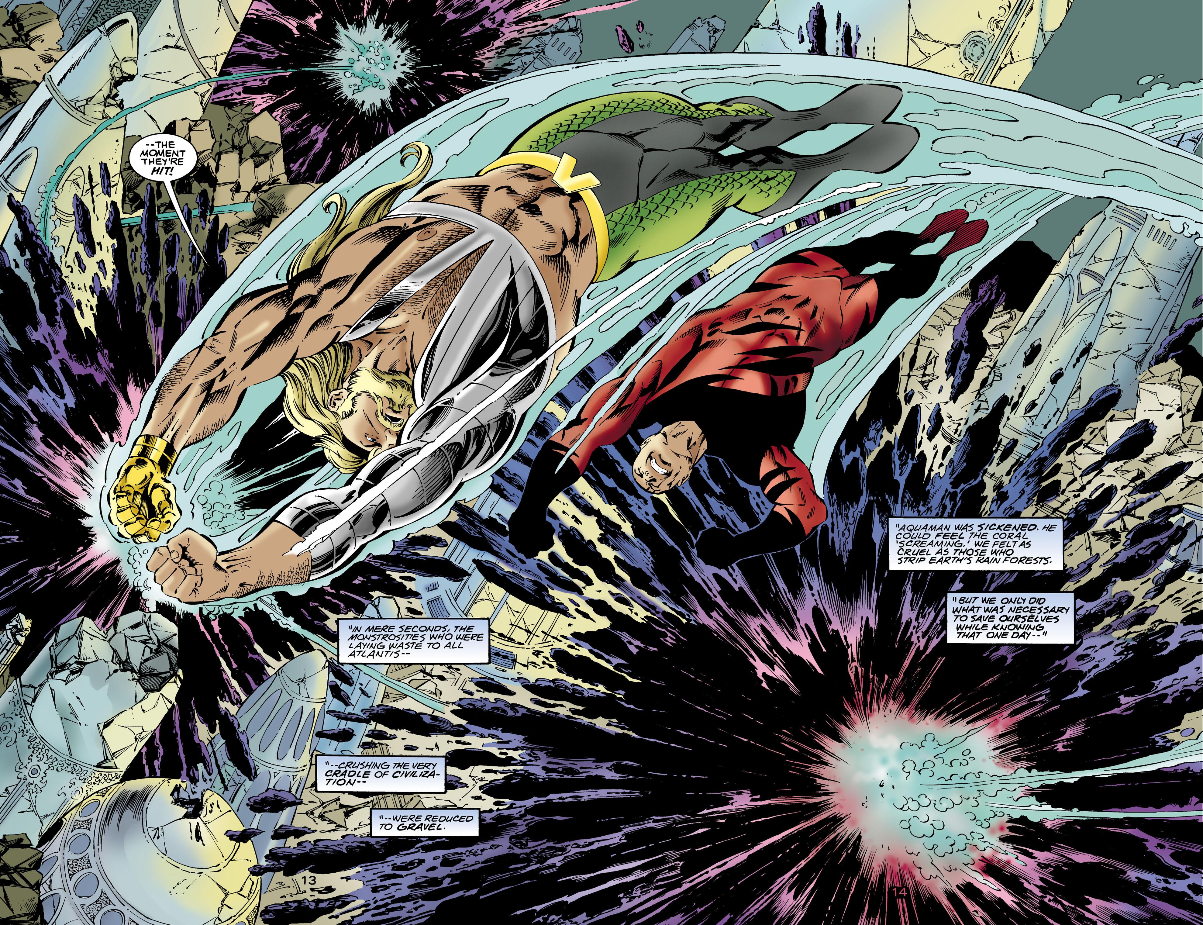 Read online Aquaman (1994) comic -  Issue #64 - 13