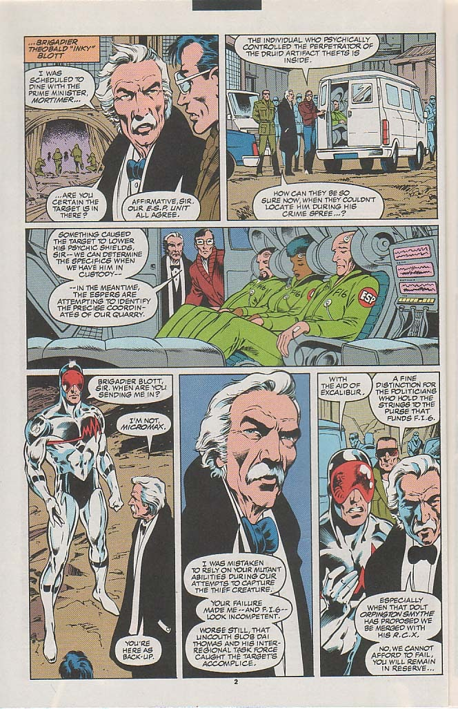 Excalibur (1988) issue 49 - Page 3
