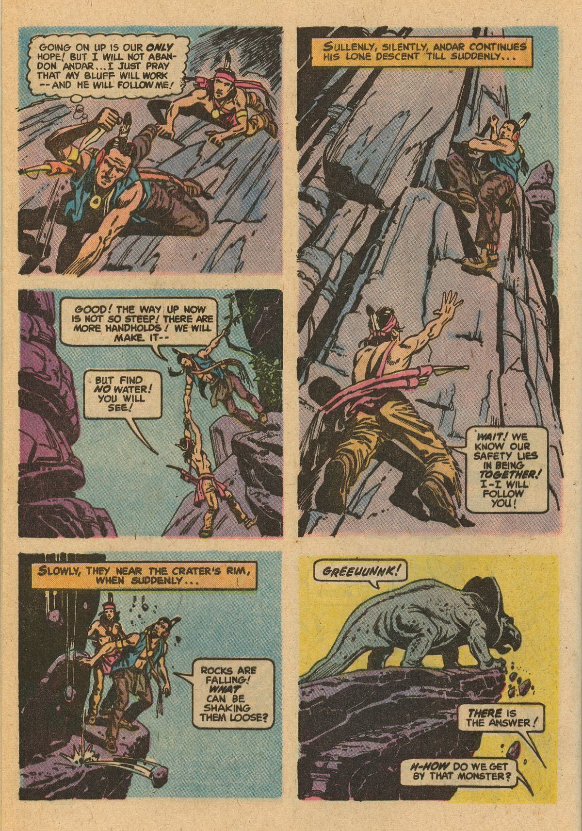 Read online Turok, Son of Stone comic -  Issue #115 - 32