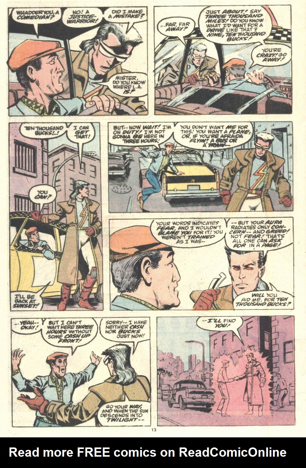 Read online Justice (1986) comic -  Issue #2 - 14