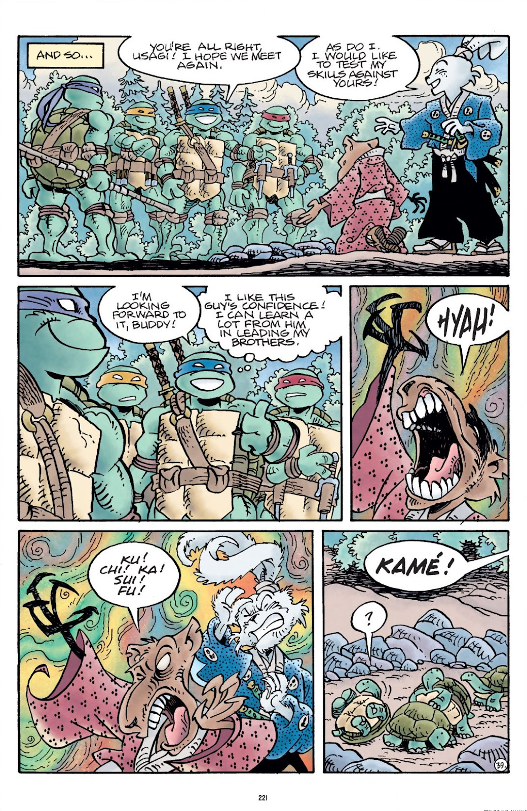 Read online Teenage Mutant Ninja Turtles: The IDW Collection comic -  Issue # TPB 9 (Part 3) - 18