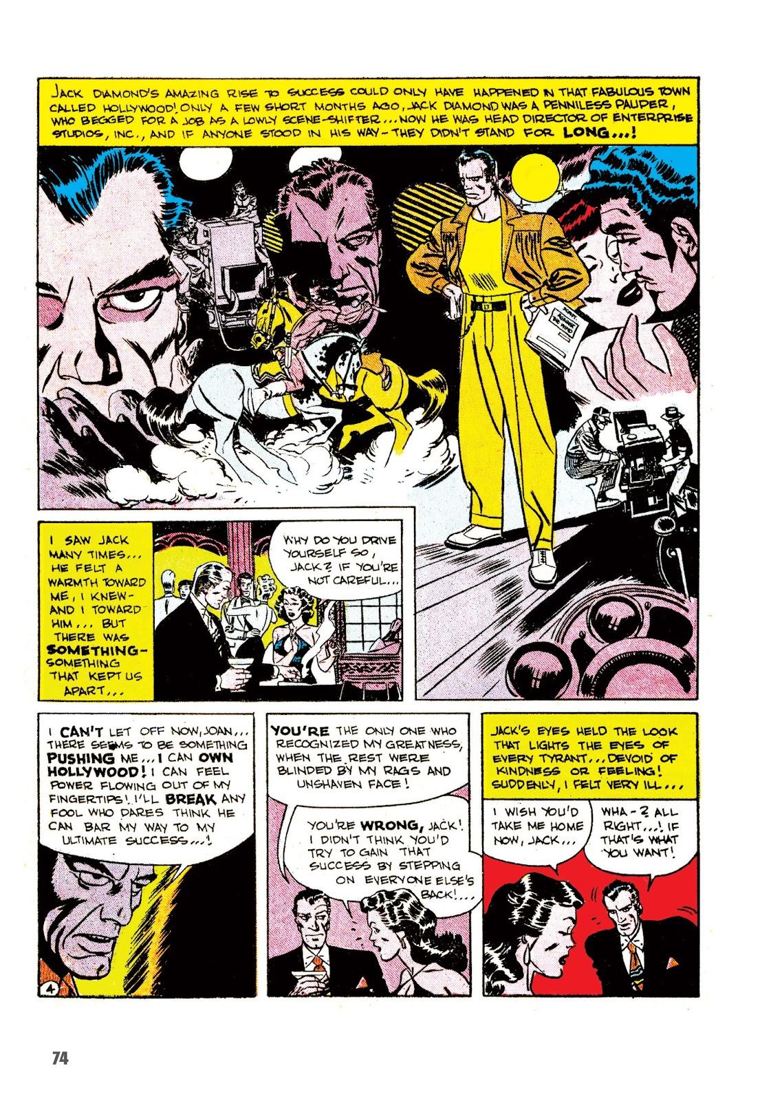 Read online The Joe Kubert Archives comic -  Issue # TPB (Part 1) - 85
