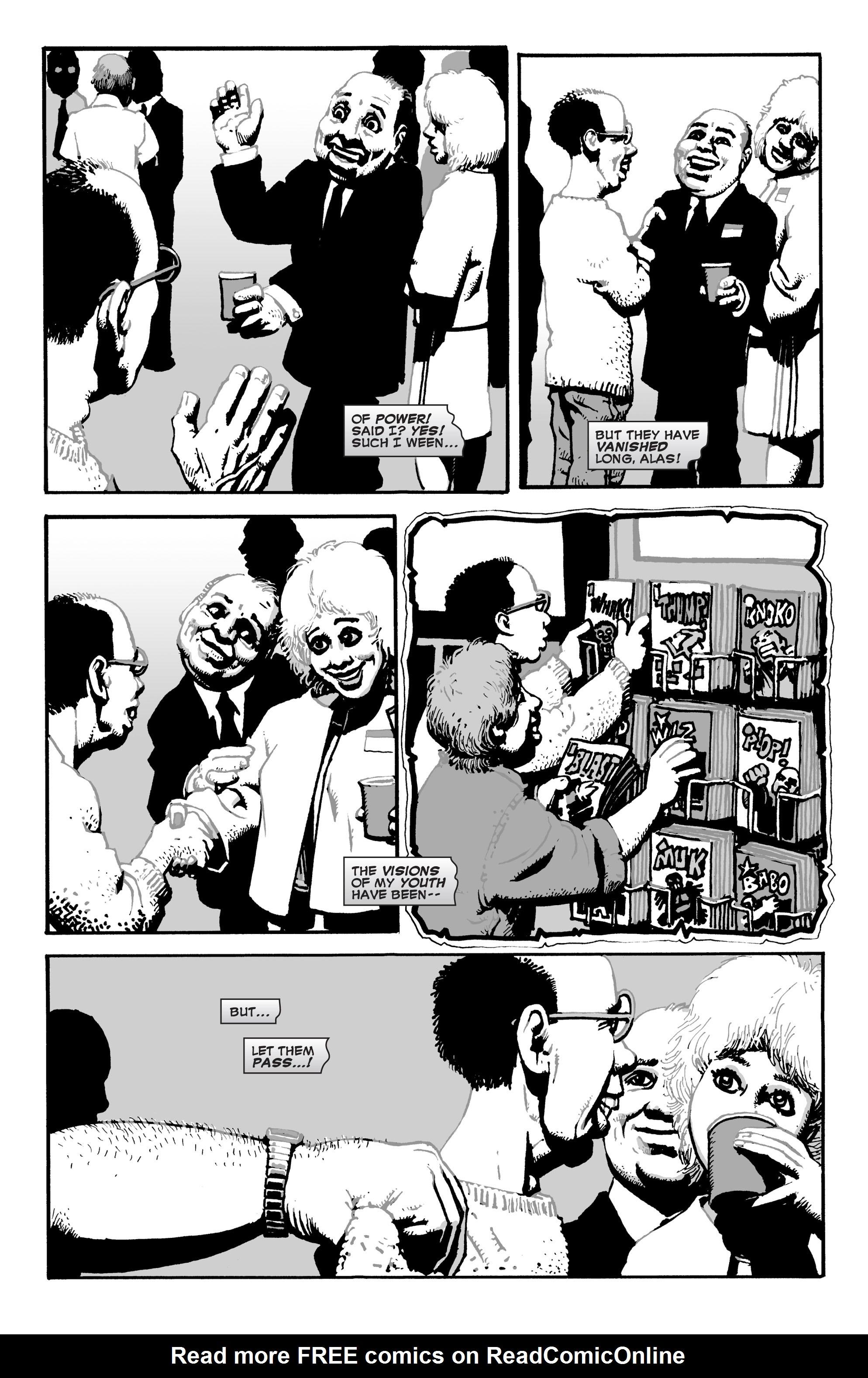 Read online Haunt of Horror: Edgar Allan Poe comic -  Issue #3 - 13
