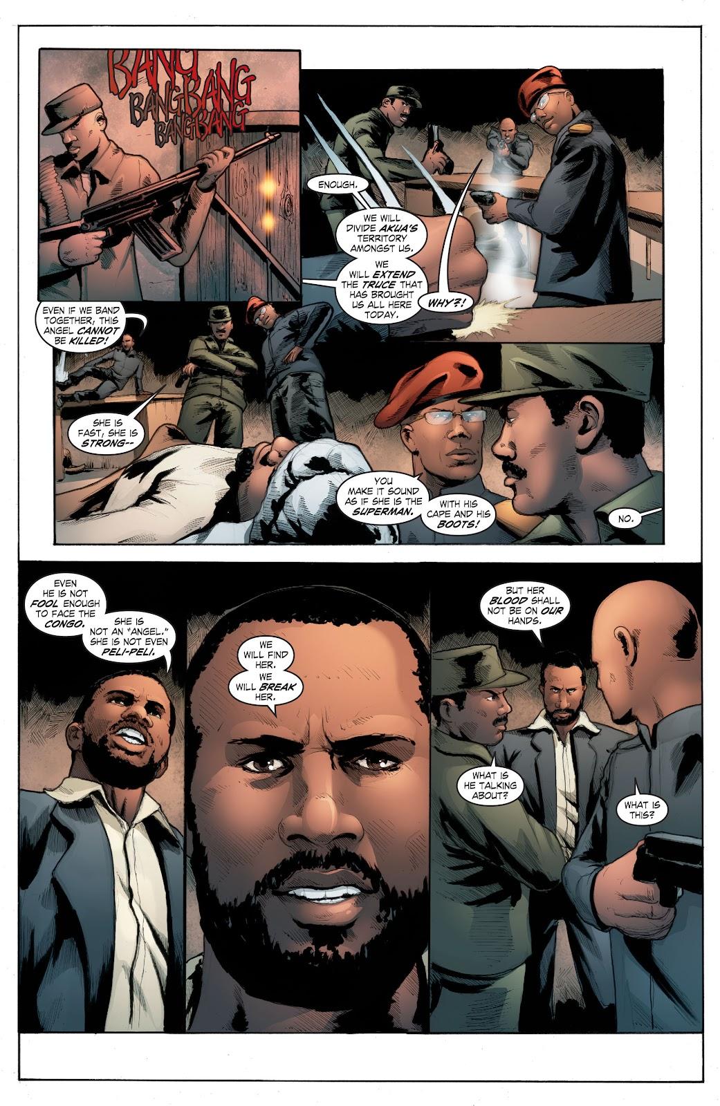 Read online Smallville Season 11 [II] comic -  Issue # TPB 4 - 121