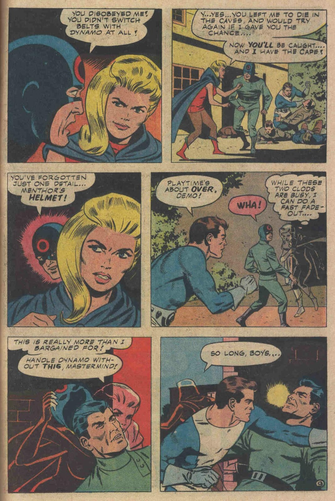 T.H.U.N.D.E.R. Agents (1965) issue 6 - Page 41