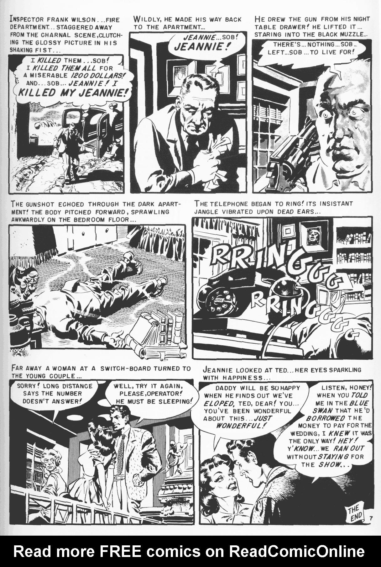 Read online Shock SuspenStories comic -  Issue #7 - 17