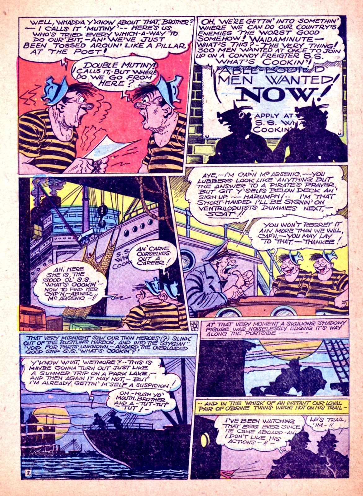 The Blue Beetle issue 31 - Page 34