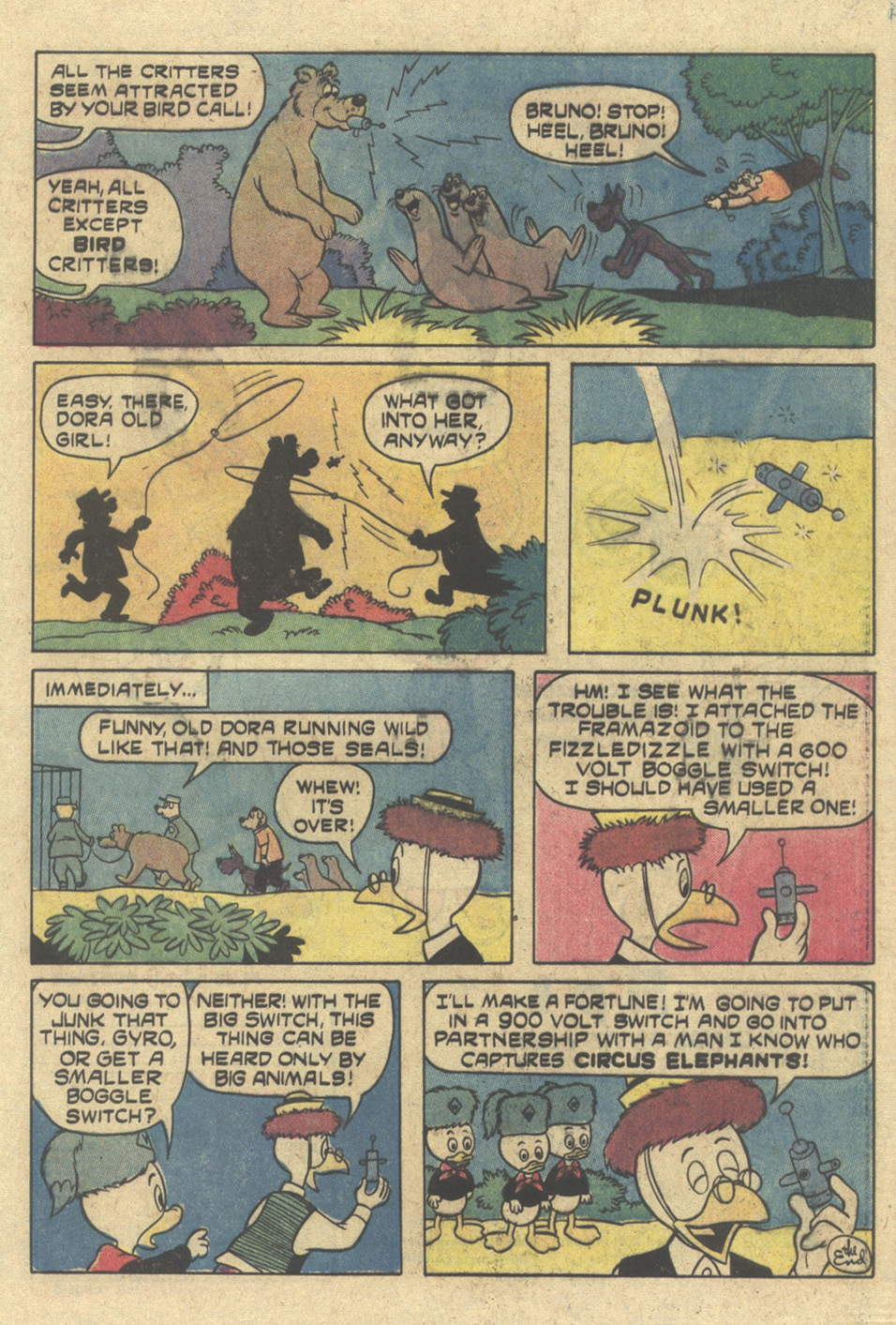 Read online Uncle Scrooge (1953) comic -  Issue #176 - 29