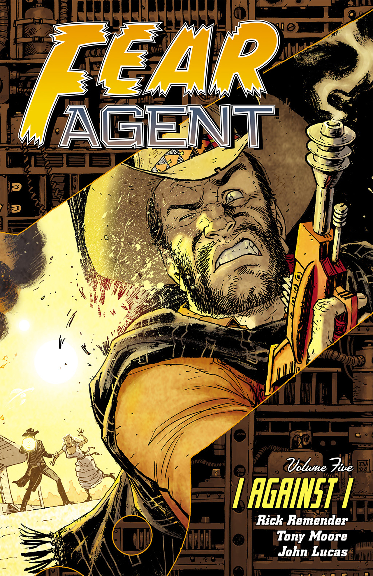 Fear Agent TPB_5 Page 1