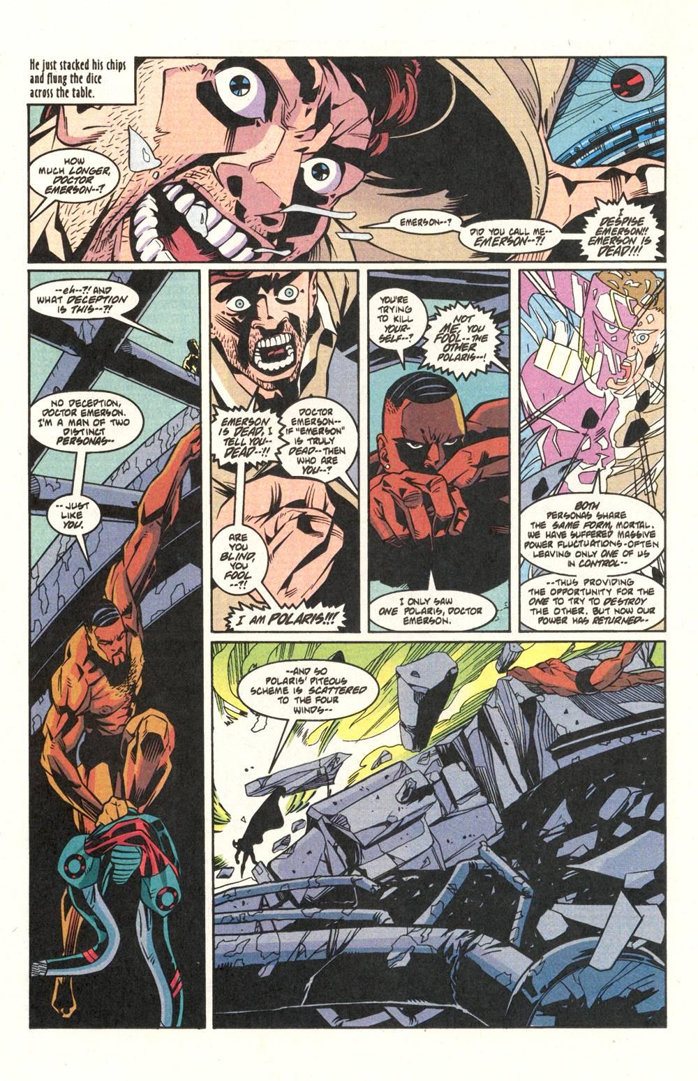 Read online Xero comic -  Issue #6 - 22