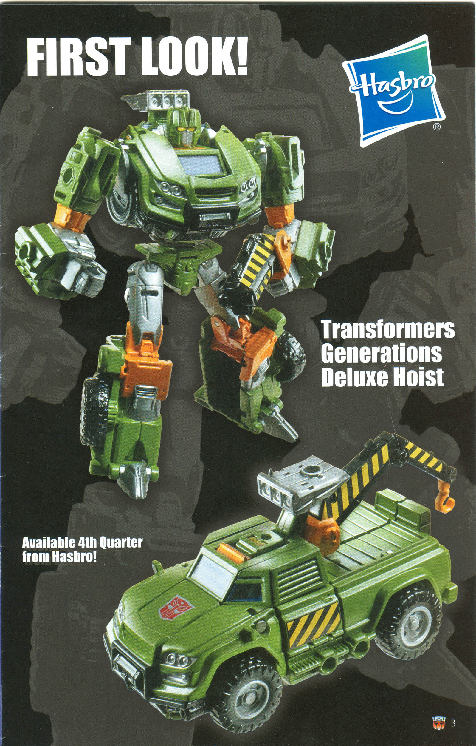 Read online Transformers: Collectors' Club comic -  Issue #50 - 3