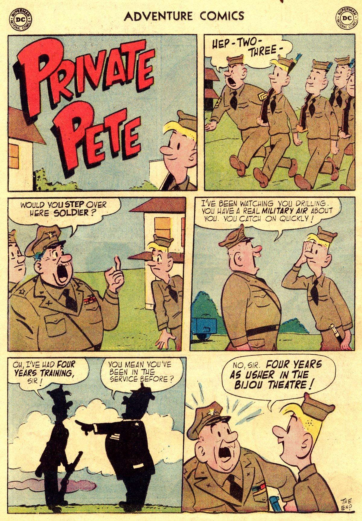 Read online Adventure Comics (1938) comic -  Issue #296 - 16