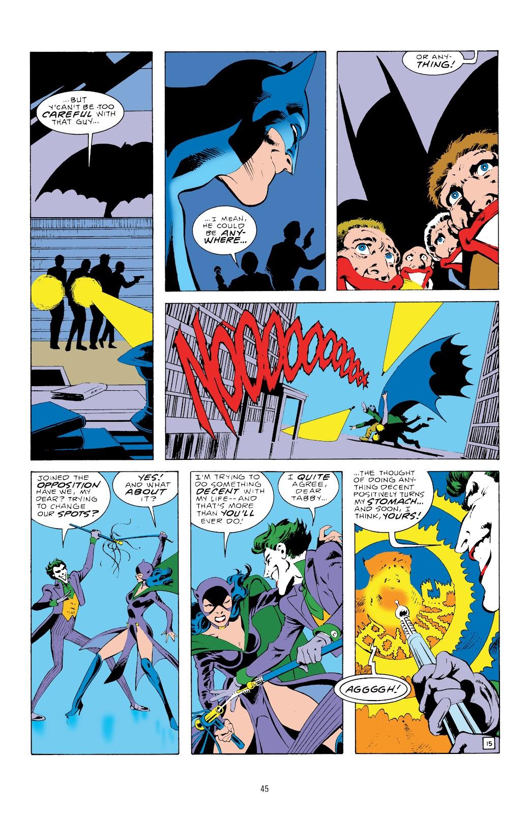 Read online Detective Comics (1937) comic -  Issue # _TPB Batman - The Dark Knight Detective 1 (Part 1) - 45