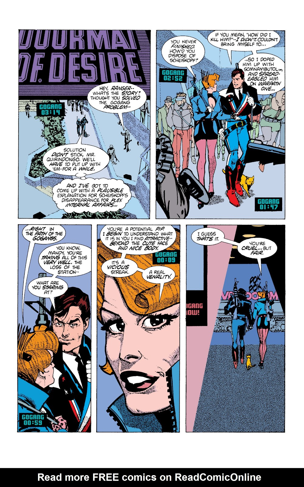 American Flagg! issue Definitive Collection (Part 2) - Page 12