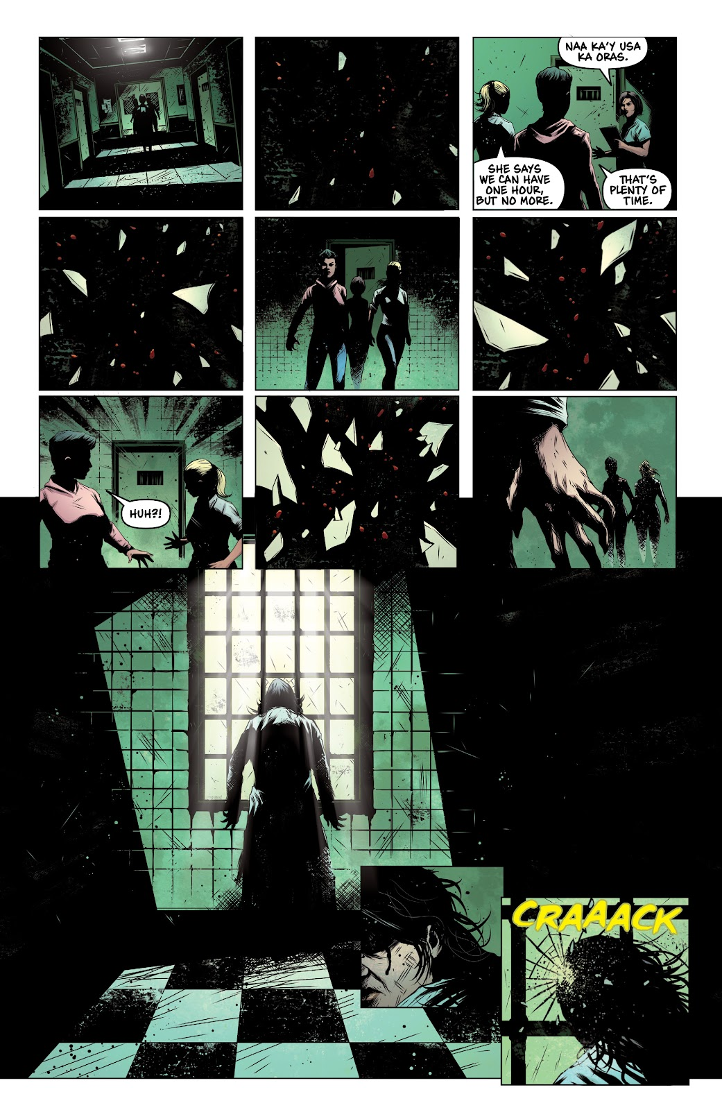 Read online Devil Within comic -  Issue #3 - 8