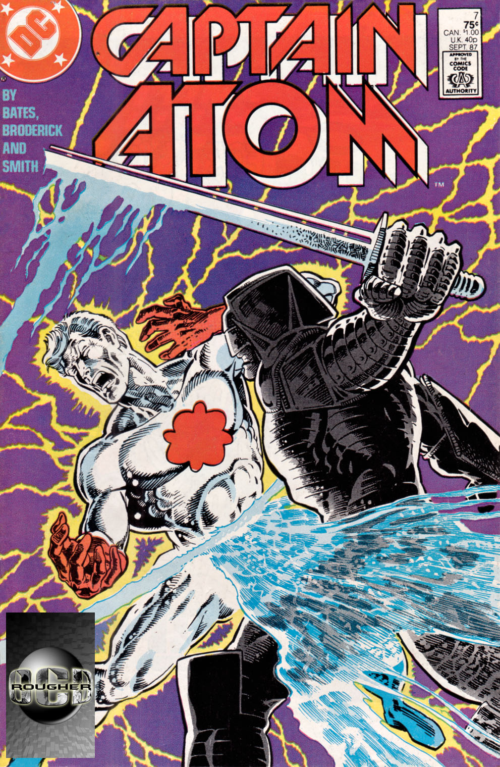 Captain Atom (1987) 7 Page 1