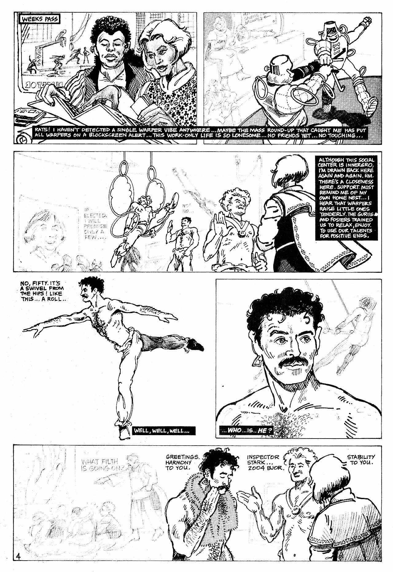 Read online Star*Reach comic -  Issue #14 - 39