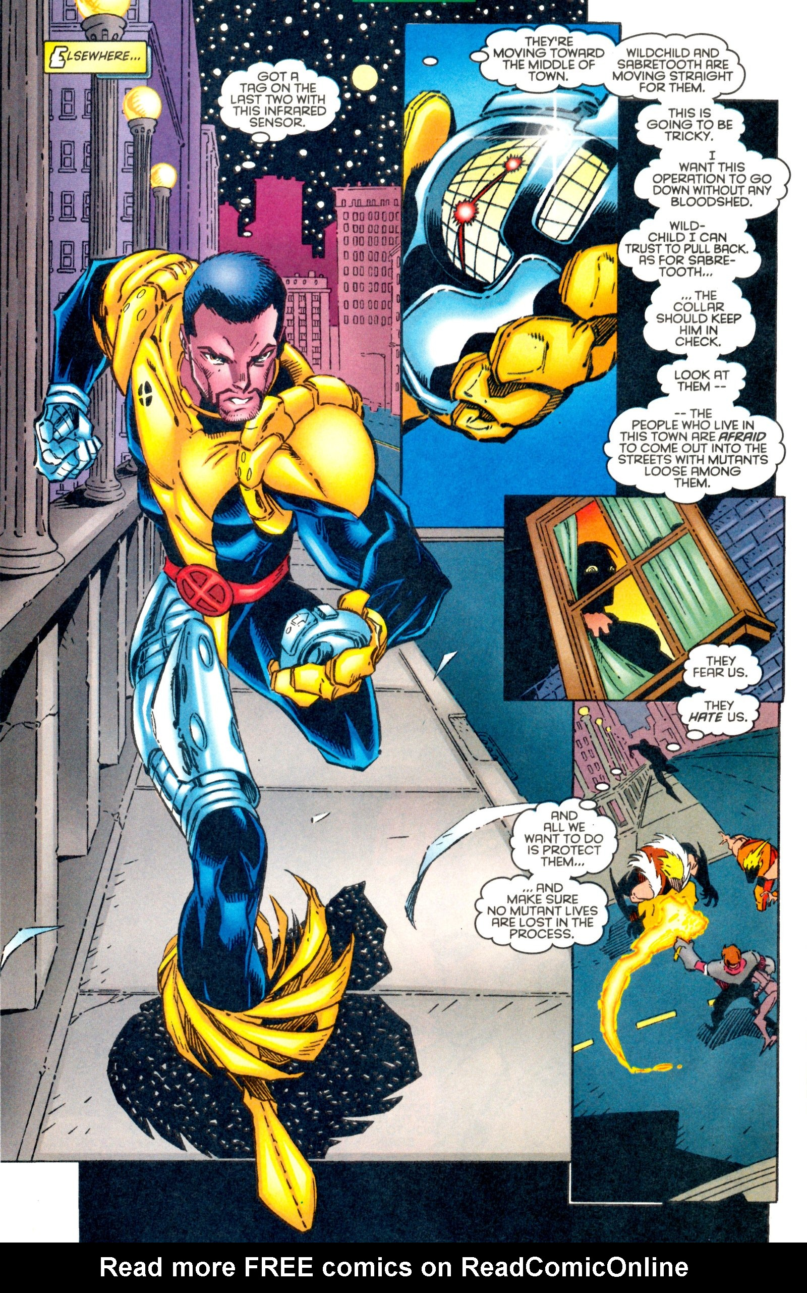 Read online X-Factor (1986) comic -  Issue #128 - 22