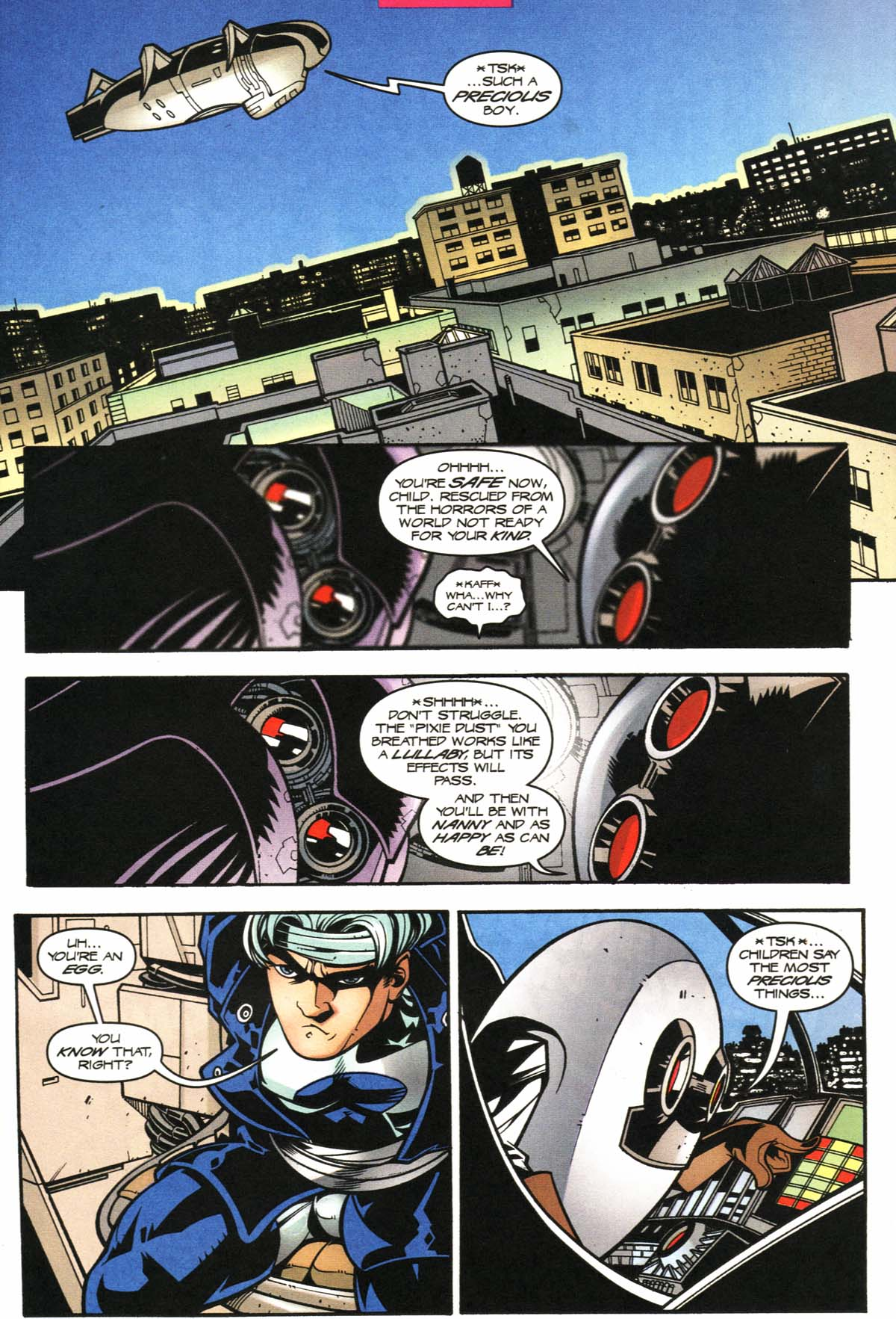 Read online Slingers comic -  Issue #9 - 13