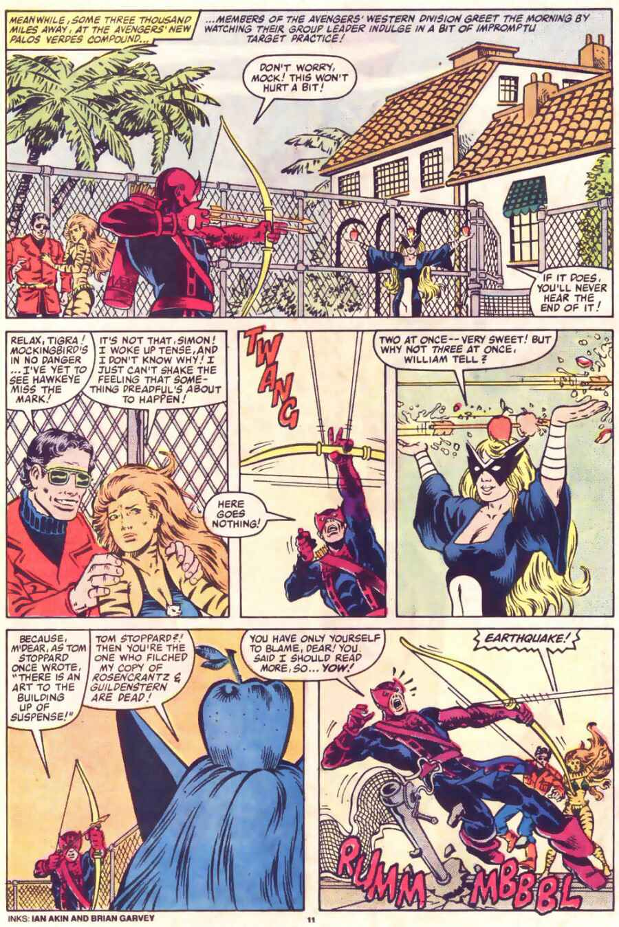 The Avengers (1963) 250 Page 11