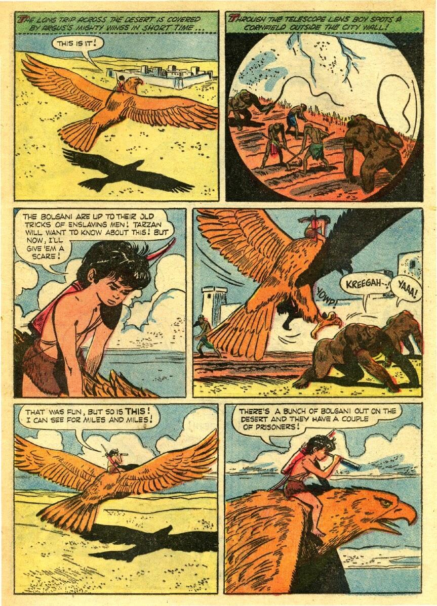 Tarzan (1948) issue 56 - Page 21