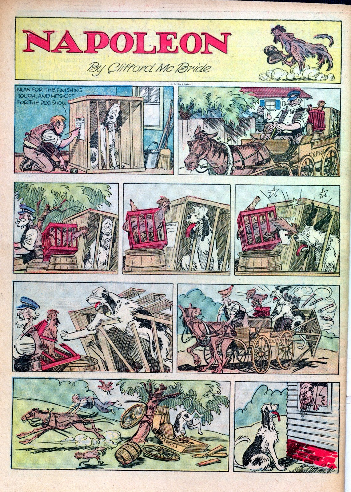 Read online Famous Funnies comic -  Issue #17 - 65