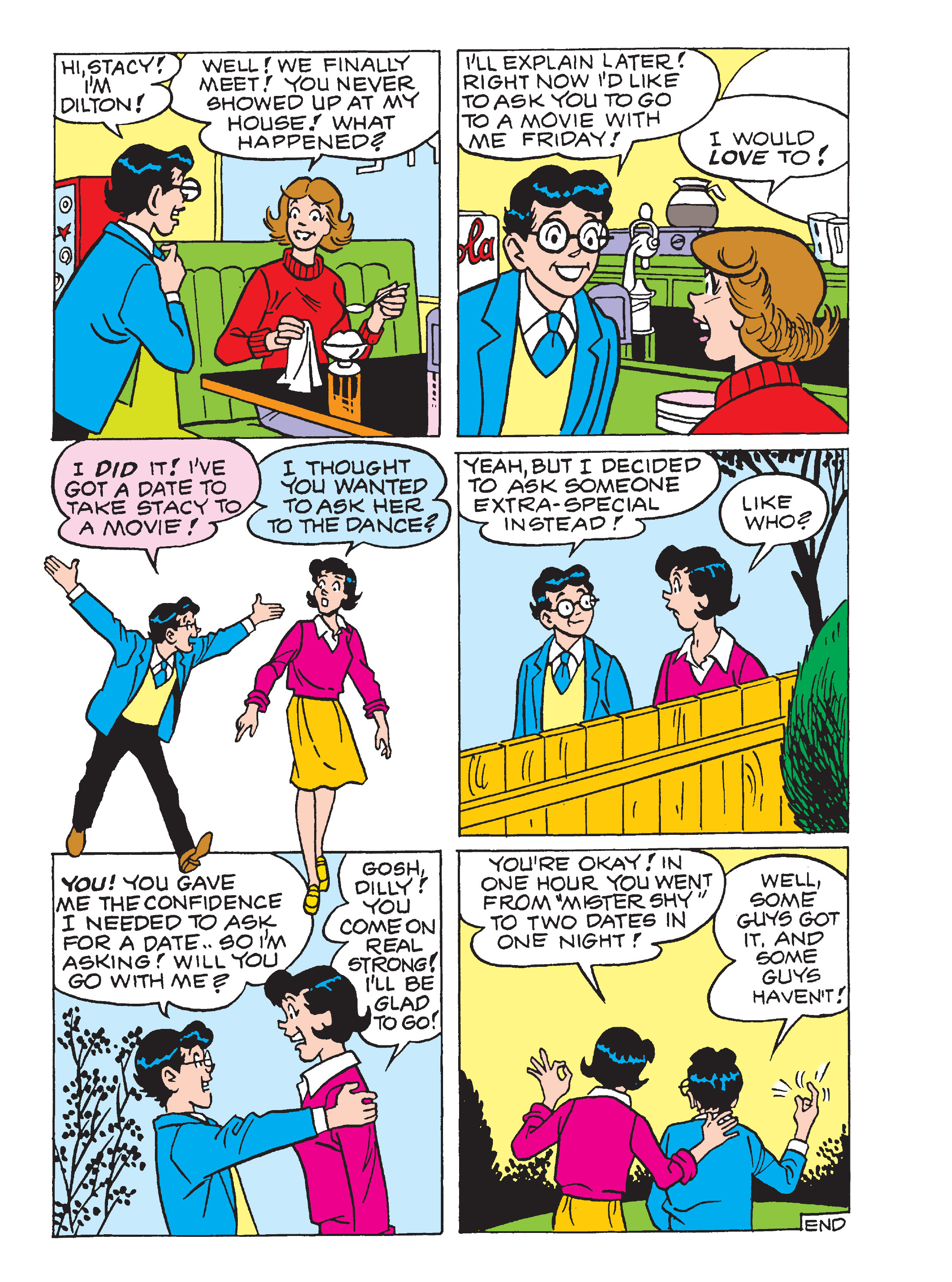 Read online Archie's Funhouse Double Digest comic -  Issue #23 - 108