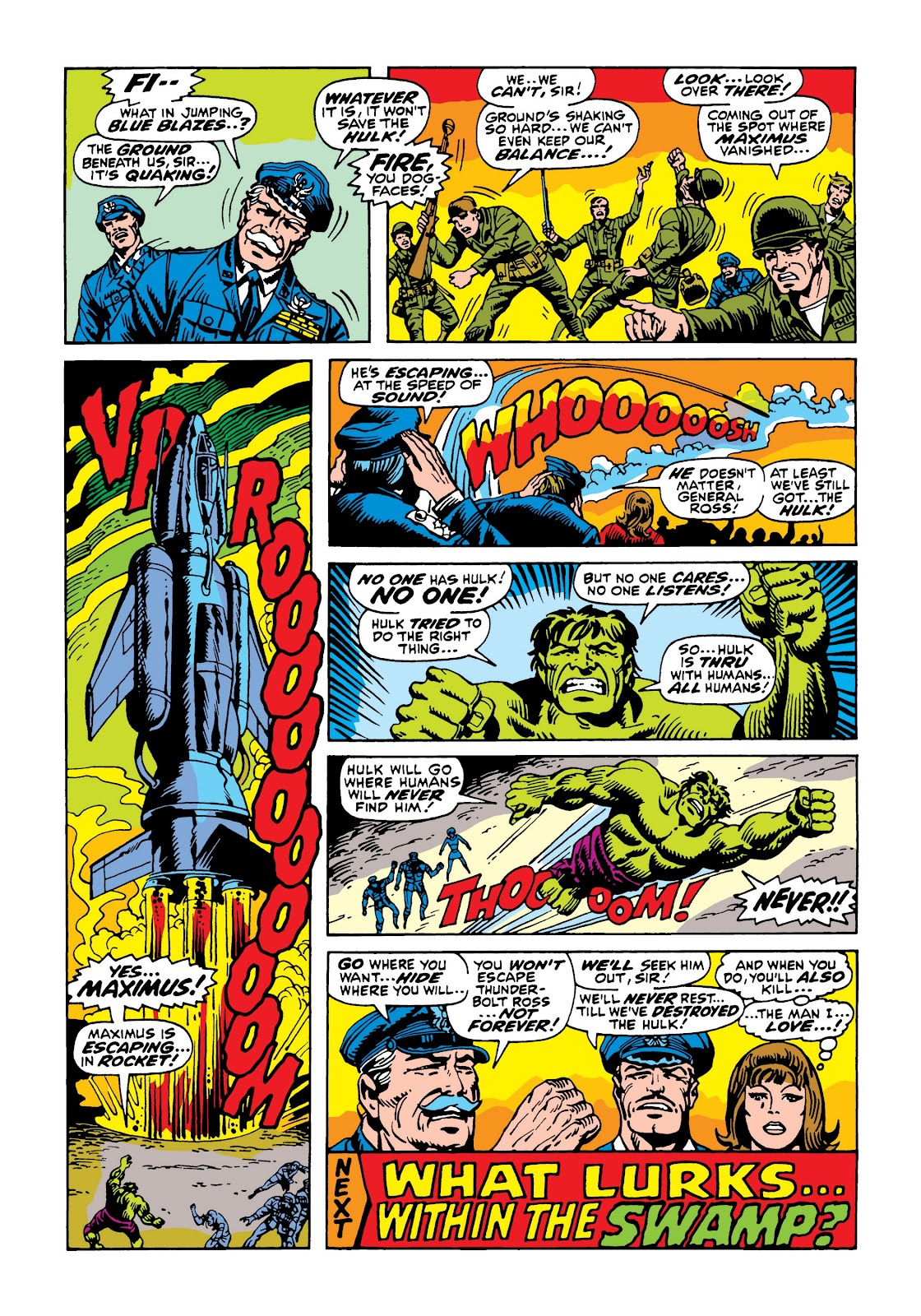 Read online Marvel Masterworks: The Incredible Hulk comic -  Issue # TPB 5 (Part 3) - 15