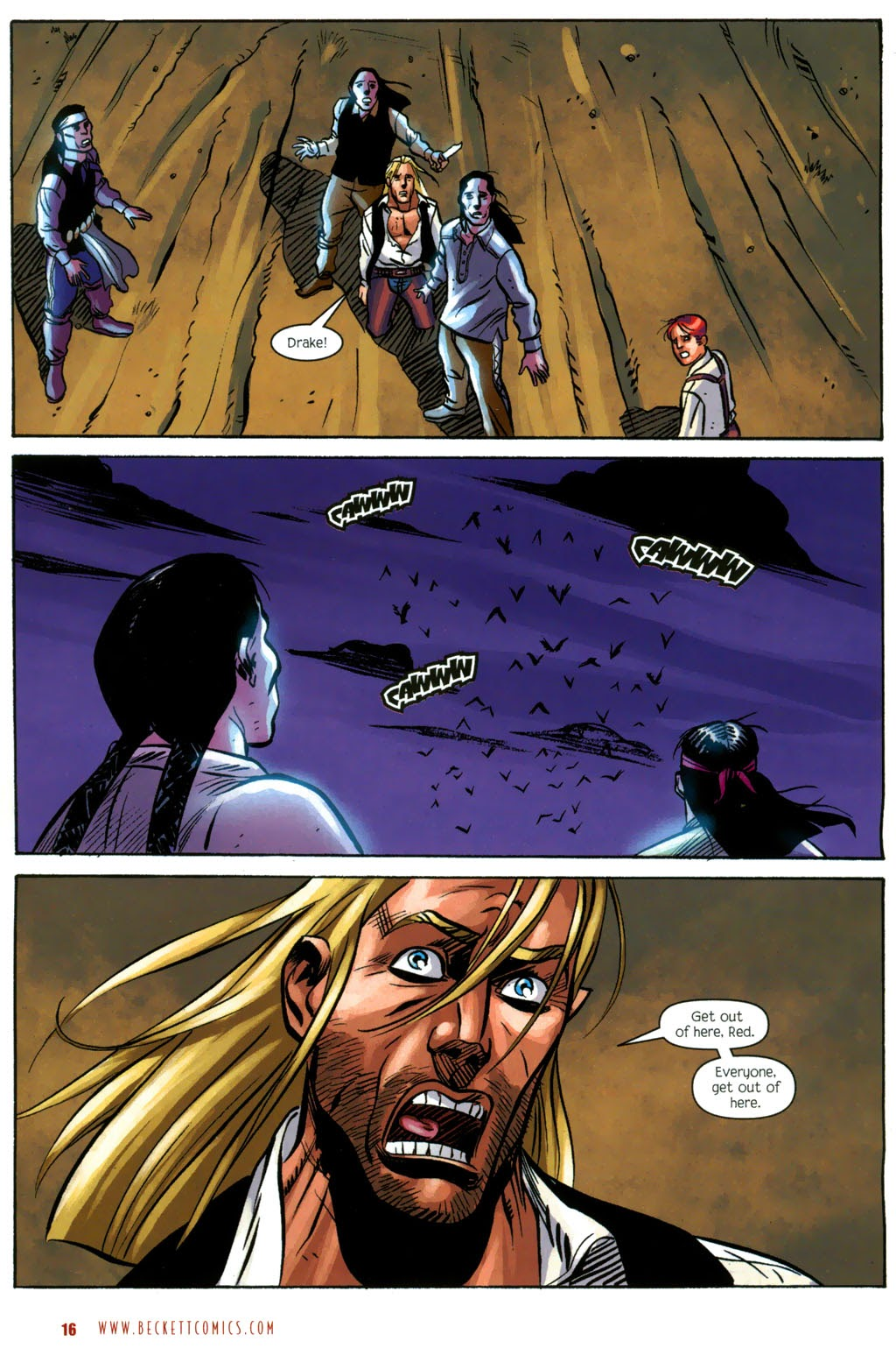 Read online The Ballad of Sleeping Beauty comic -  Issue #7 - 18