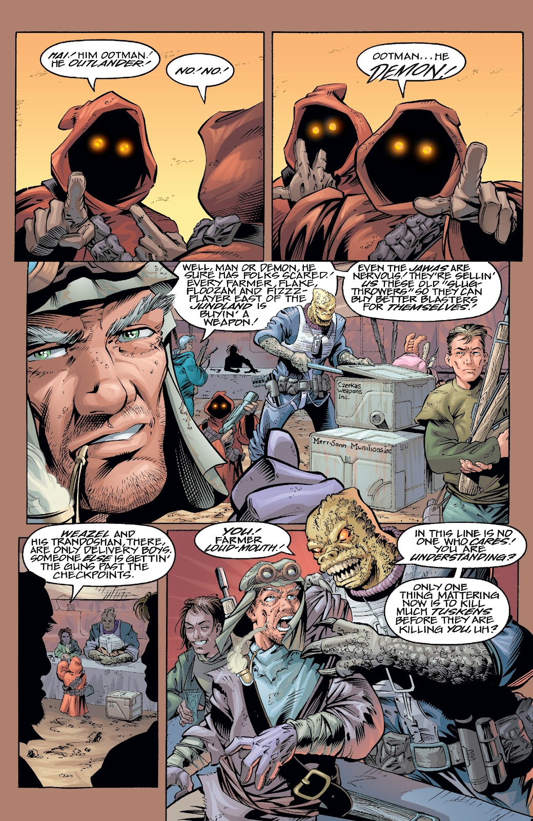 Read online Star Wars Legends Epic Collection: The Menace Revealed comic -  Issue # TPB (Part 2) - 4