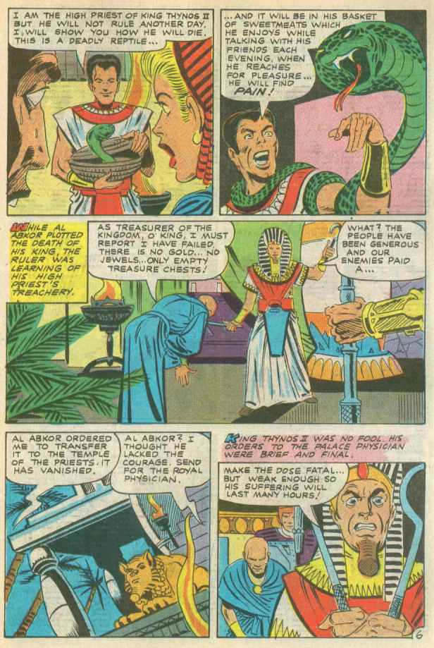 Read online Beyond the Grave (1983) comic -  Issue #10 - 7