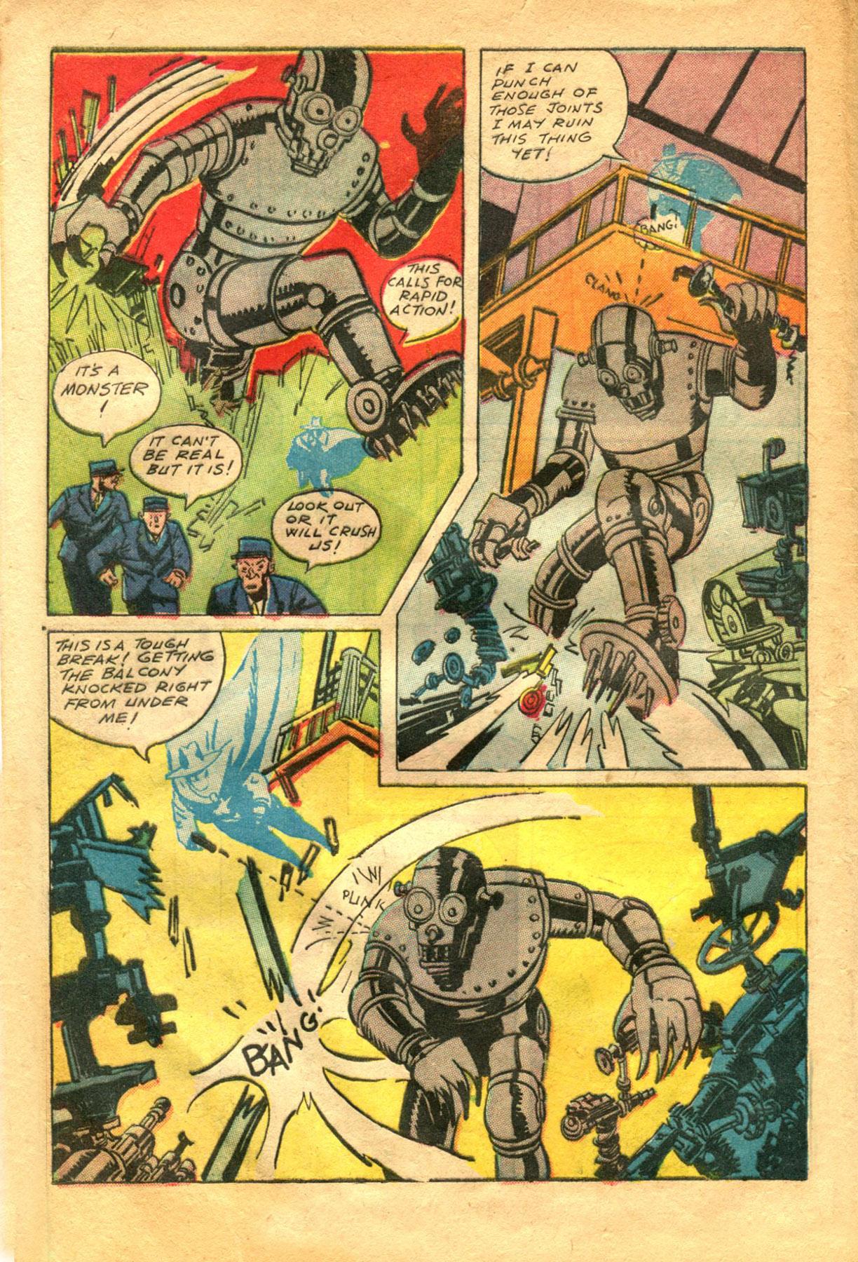 Read online Shadow Comics comic -  Issue #48 - 40