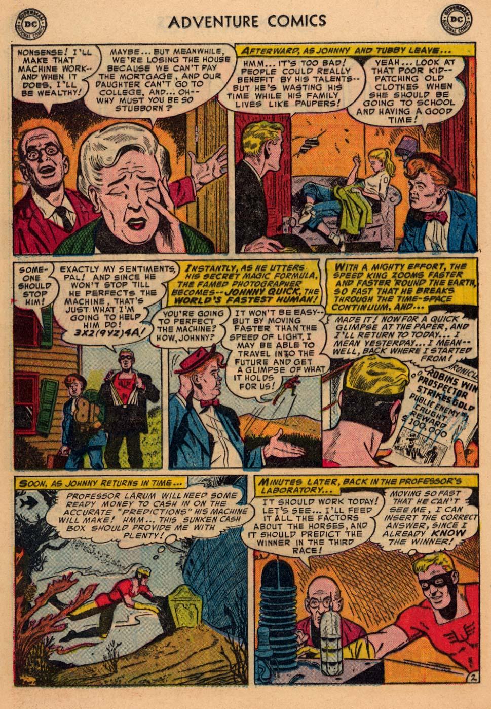 Read online Adventure Comics (1938) comic -  Issue #198 - 26