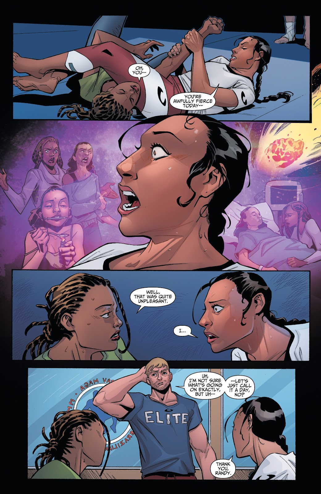 Read online Incidentals comic -  Issue #15 - 15