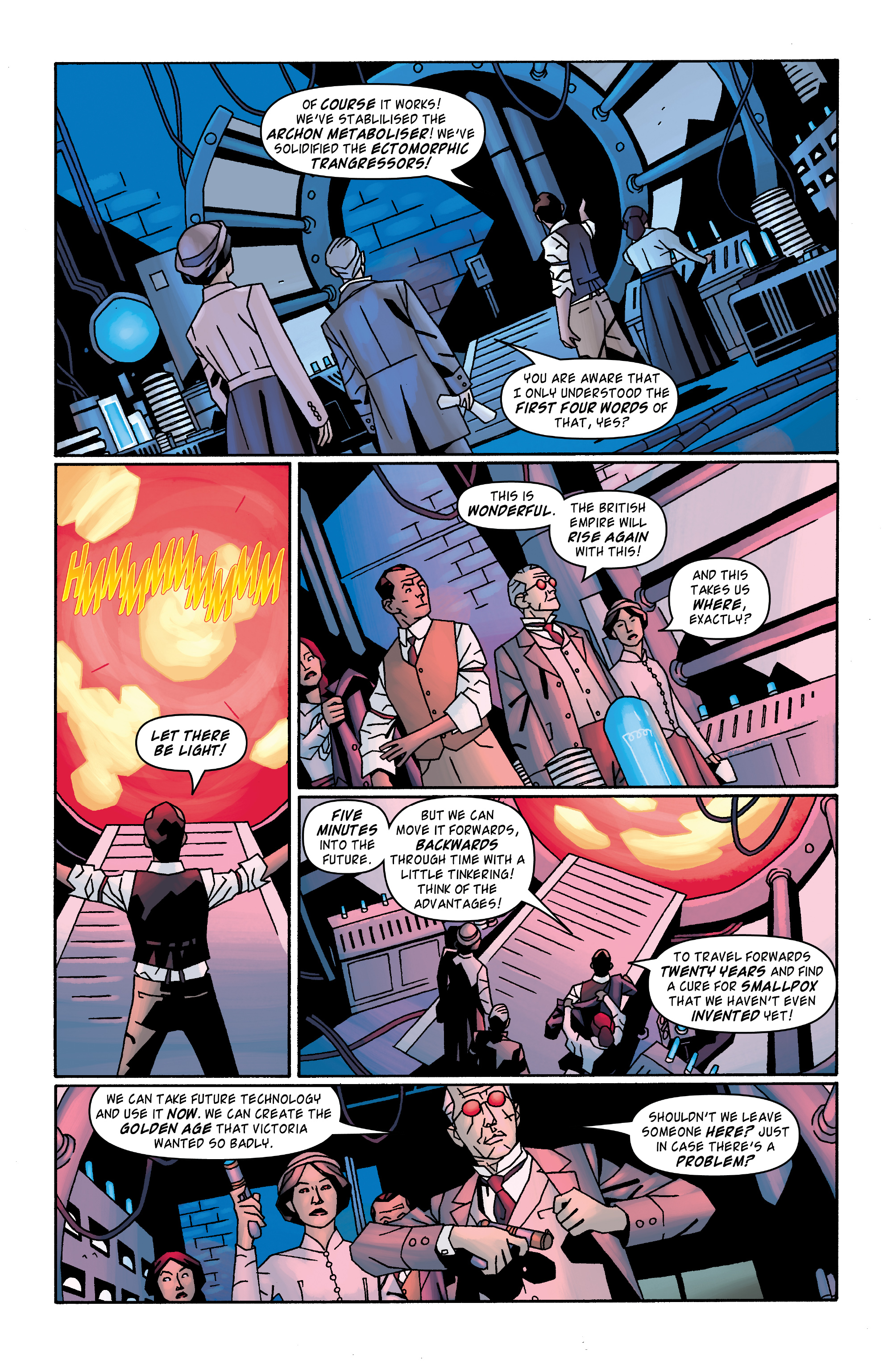 Read online Doctor Who: The Tenth Doctor Archives comic -  Issue #31 - 8